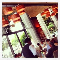 Photo taken at One Market Restaurant by Kyle M. on 7/27/2013