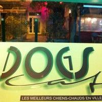 Photo taken at Dog's Café by Nùno on 12/11/2012