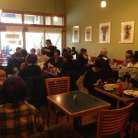 Photo taken at Aunt Mary's Cafe by Ling H. on 12/1/2012