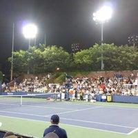 Photo taken at Court 13 - USTA Billie Jean King National Tennis Center by Михаил А. on 8/28/2014