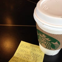 Photo taken at Starbucks by Gena on 10/10/2013