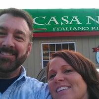 Photo taken at Casa Napoli by Tim G. on 10/25/2012