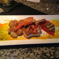 Photo taken at Tony's Steaks and Seafood of Cincinnati by Jarelle M. on 3/15/2013