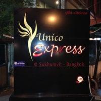 Photo taken at Unico Express by Anton Z. on 12/21/2012
