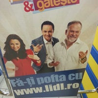 Photo taken at LIDL by Stef on 9/9/2013