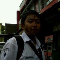 Photo taken at SMPN 45 Bandung by Alifya R. on 11/21/2012