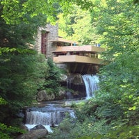 Photo taken at Fallingwater by MyThy H. on 6/30/2013