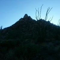 Photo taken at Pinnacle Peak Park by Cheryl W. on 7/29/2013