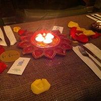 Photo taken at Domku Bar & Cafe by Jason H. on 10/8/2012