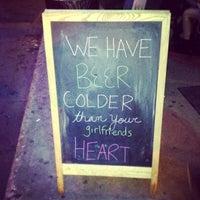 Photo taken at Lavaca Street Bar & Grill by Britten W. on 3/16/2013