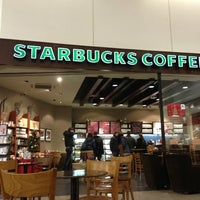 Photo taken at Starbucks by Julia N. on 1/3/2013