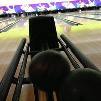 Photo taken at StrikeXity Bowling by Alejandro S. on 3/17/2013