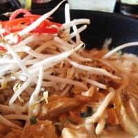 Photo taken at Iza Asian Restaurant by Sandra F. on 7/12/2013