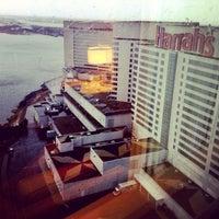 Photo taken at Harrah's Resort Hotel & Casino by Katerina S. on 2/19/2013