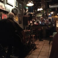 Photo taken at Adhere the 13th Blues Bar by Natt K. on 1/8/2017