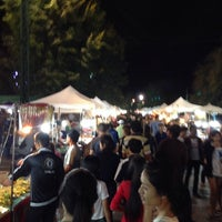 Photo taken at Chiang Rai Walking Street by Chawalit W. on 11/9/2013