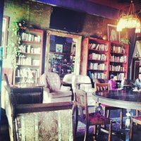 Photo taken at The Library - A Coffee House by gno m. on 6/8/2013