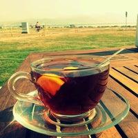 Photo taken at Yasemin Cafe by Yiğit E. on 4/25/2013