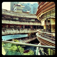 Photo taken at Kanyon by Vanessa F. on 5/15/2013