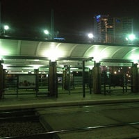 Photo taken at Victory Station (DART Rail / TRE) by Alex P. on 1/4/2013