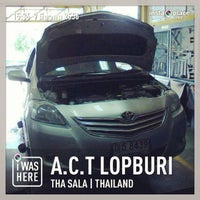 Photo taken at A.C.T Lopburi by modtalkative on 3/9/2013