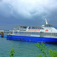 Photo taken at Tagbilaran City Bohol Port by Frenzy V. on 5/30/2013