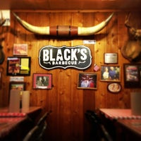 Photo taken at Black's Barbecue by Donald Byrd O. on 3/13/2013