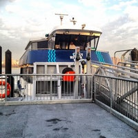 Photo taken at East River Ferry - North Williamsburg Terminal by Justin M. on 11/30/2012