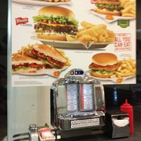 Photo taken at Johnny Rockets by Greg S. on 1/14/2013