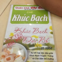 Photo taken at Chè Thi Thi by Wuynhwuynh156 on 6/28/2013