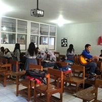 Photo taken at SMA Negeri 9 Bandung by Ikmal G. on 2/23/2014