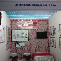 Photo taken at Auto 2000 by Fauzan R. on 10/22/2012