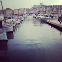 Photo taken at Old Port of Marseille by Ludovic P. on 2/23/2013