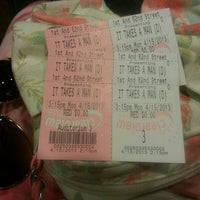 Photo taken at First and 62nd Clearview Cinemas by Jobell on 4/15/2013