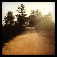 Photo taken at Griffith Park Trail by Amélie P. on 12/9/2012
