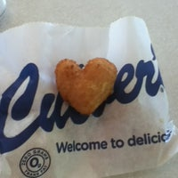 Photo taken at Culver's by Taylor W. on 5/25/2013