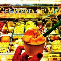 Photo taken at Gelateria De' Medici by Nic A. on 11/3/2012