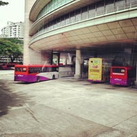Photo taken at Toa Payoh Bus Interchange by Gabriel Y. on 1/14/2013