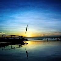 Photo taken at Pantai Pangandaran by Mas R. on 3/23/2013
