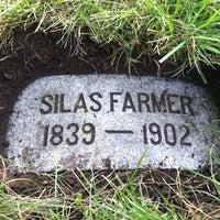 Photo taken at Elmwood Cemetery by Paul B. on 8/17/2014