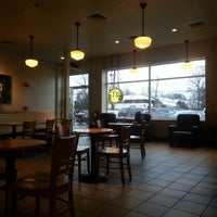 Photo taken at Starbucks by Brent C. on 3/19/2013