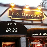 Photo taken at P.J. Horgan's Pub by Karla M. on 10/21/2012