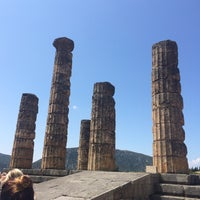 Photo taken at Temple of Apollo by ¢αѕѕαи∂яα α. on 6/9/2016