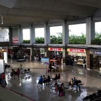 Photo taken at Aeropuerto Internacional Alfonso Bonilla Aragón (CLO) by Fernando A. on 10/20/2013