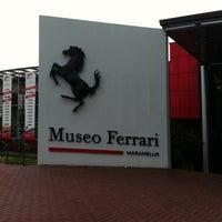 Foto scattata a Museo Ferrari da Francesca S. il 4/23/2013