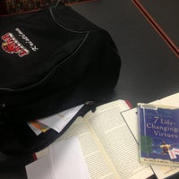 Photo taken at Mary & John Gray Library by Kristina S. on 2/19/2013