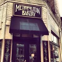Photo taken at Metropolitan Bakery by Kari S. on 3/10/2014