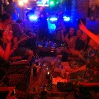 Photo taken at Sakai Bar @ Khao Lak by Kimberley Ela G. on 6/20/2013
