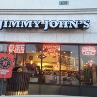 Photo taken at Jimmy John's by Steven on 3/21/2014