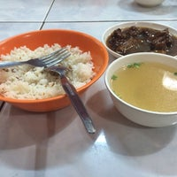 Photo taken at Pares by Geraldine T. on 3/15/2014
